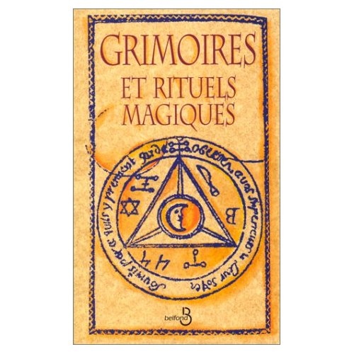 Grimoire book